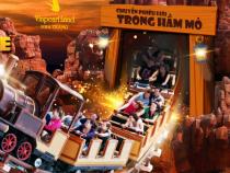 Khám phá các trò chơi ngoài trời của Vinpearl Land Nha Trang