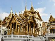 Thăm quan Hoàng Cung ở BangKok bằng vé máy bay Thái Lan khứ hồi