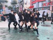 Phố đi bộ Ximending nổi tiếng tại Đài Loan