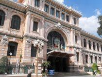 Ngất ngây trước vẻ đẹp và kiến trúc độc đáo của bưu điện Trung Tâm Sài Gòn