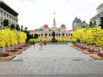 Dạo phố tuyệt đẹp tại phố đi bộ Nguyễn Huệ của vùng đất Sài Gòn