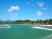 Đến Khu du lịch Hòn Lao bằng vé máy bay đi Nha Trang Vietnam Airline