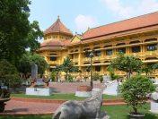 Bảo tàng lịch sử Việt Nam địa điểm tham quan hấp dẫn tại Sài Gòn