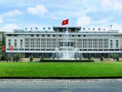 Dinh Độc Lập là một địa điểm du lịch nổi bật tại Sài Gòn