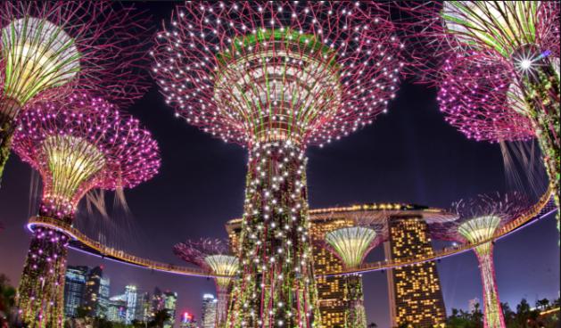 Lịch trình tham quan đất nước Singapore