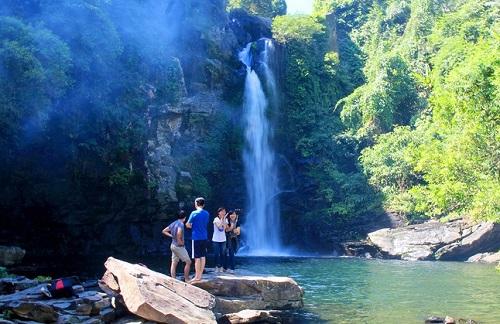 Giếng trời tuyệt đẹp trong khu bảo tồn Bà Nà nổi tiếng tại Đà Nẵng