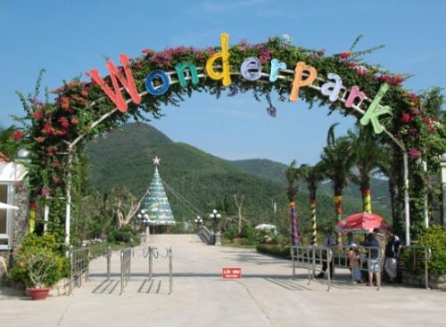 Thăm quan Wonderpark bằng vé máy bay đi Nha Trang Jetstar