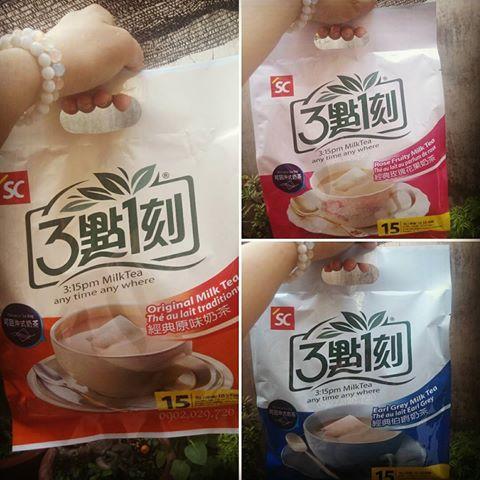 Trà túi giấy nổi tiếng Đài Loan