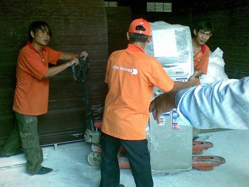 Dịch vụ chuyển nhà trọn gói chất lượng tại TPHCM