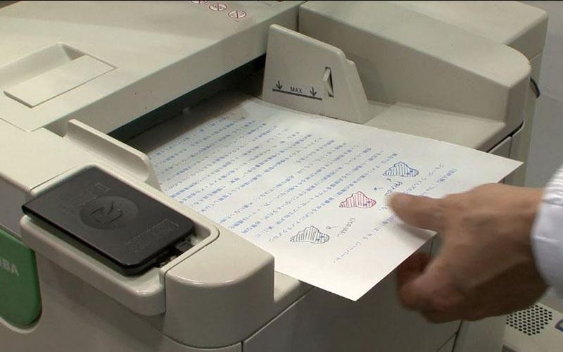 Máy photocopy là thiết bị quan trọng trong văn phòng
