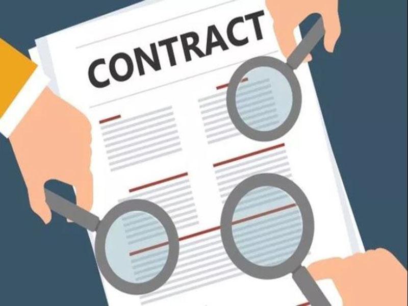 Tìm hiểu máu hợp đồng cho thuê cẩn thận trước khi ký kết