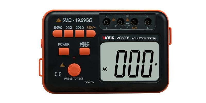 Tìm hiểu về sản phẩm đo điện trở cách điện