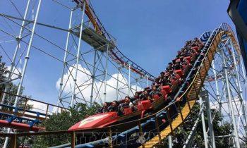 Những công viên giải trí nên đến một lần tại TPHCM