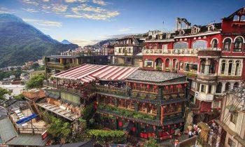 Top 10 địa điểm du lịch Đài Loan hấp dẫn không thể bỏ qua